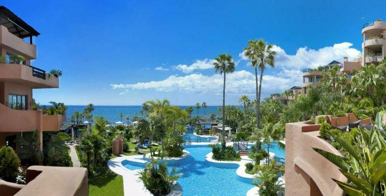 Complejo hotelero Kempinski de Marbella