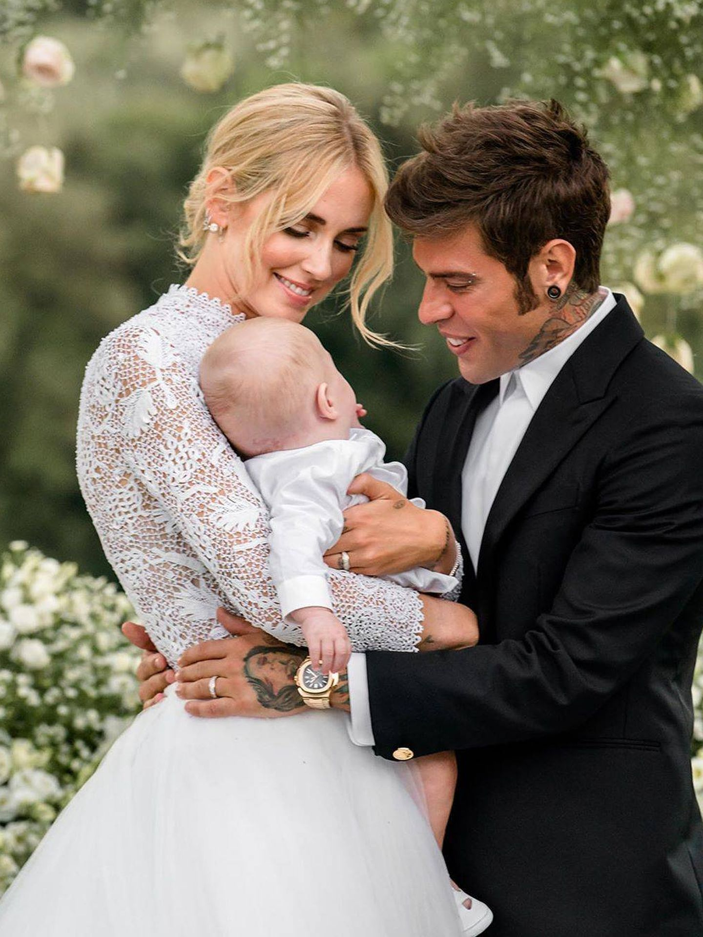 Chiara Ferragni y Fedez anuncian que esperan su segundo hijo. (Instagram @fedez)