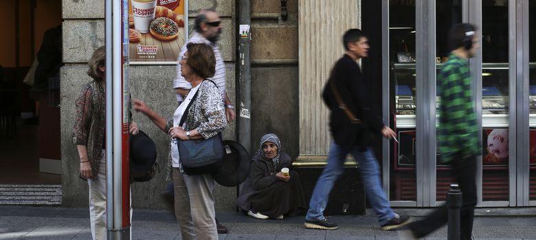 Foto: Los barrios de Madrid cada vez son menos homogéneos. (Reuters/Susana Vera)