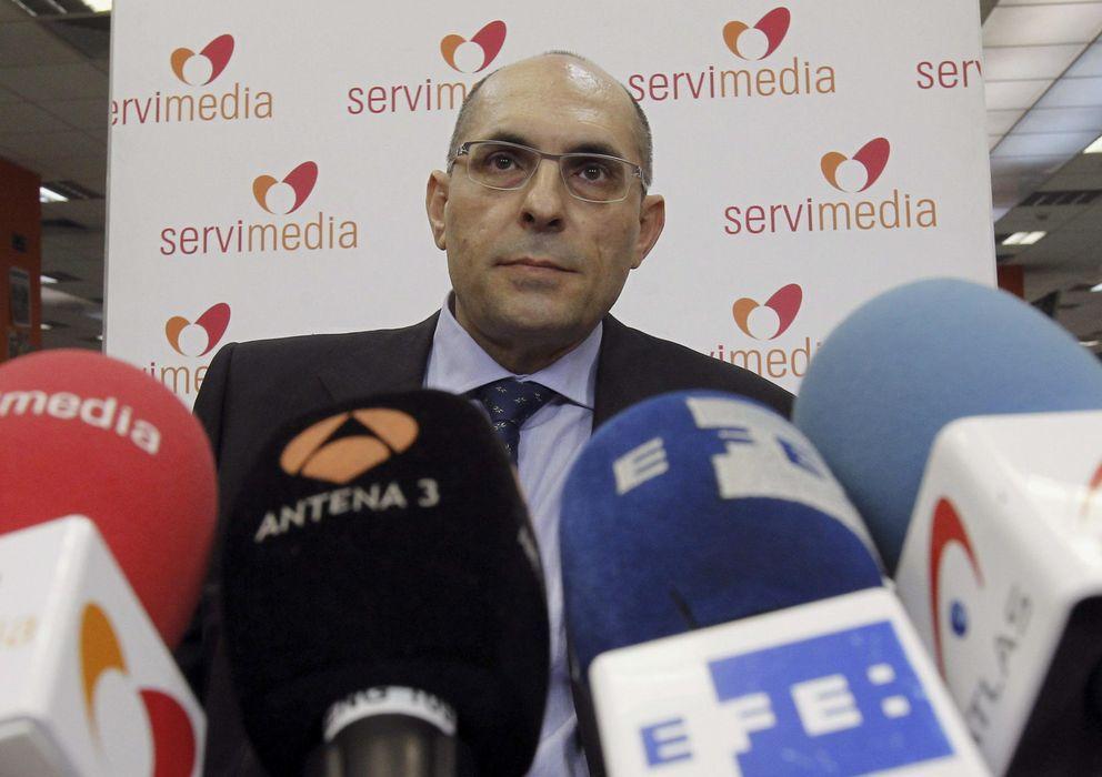 Foto:  El juez Elpidio José Silva (Efe)