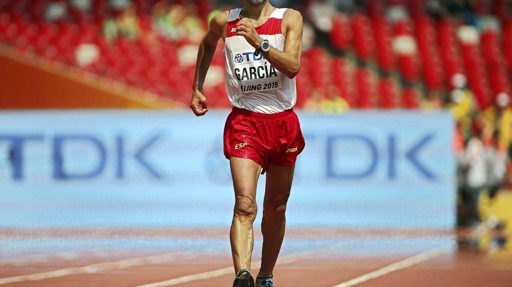 Foto: García Bragado ha ganado 32 medallas internacionales. (EFE)