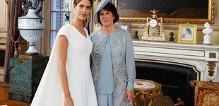 Post de La madre de la duquesa de Huéscar esquiva polémicas en su entrevista más personal