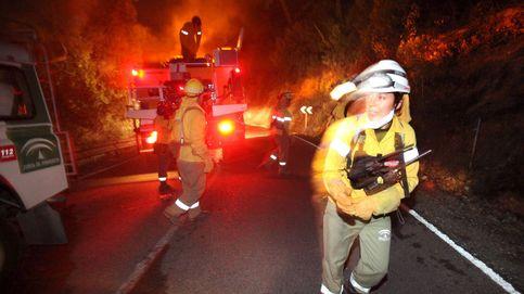 La auditoría de la Junta crea un cisma con los bomberos forestales, que se movilizan