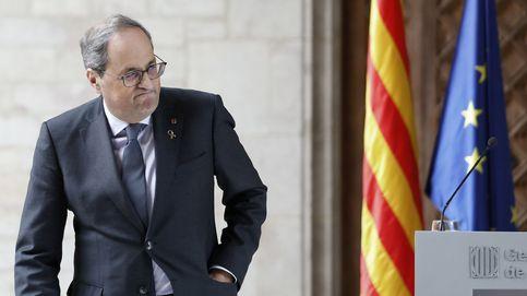 Torra exige a Sánchez que pida perdón por las difamaciones sobre los CDR