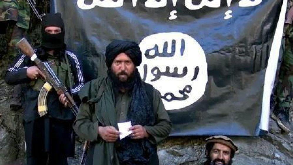 Foto: Miembros del Estado Islámico. (Reuters)