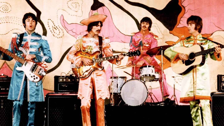Los Beatles: Paul McCartney, George Harrison, Ringo Starr, John Lennon (1968), en una imagen de archivo. (Cordon Press)