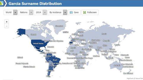 Genealogía para 'dummies': rastrea tu apellido por el mundo (sin conocer tu linaje)
