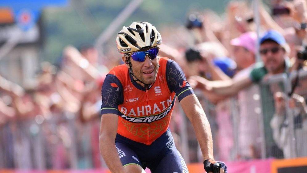 Foto: Nibali demostró ser el actual campeón. (Giroditalia)