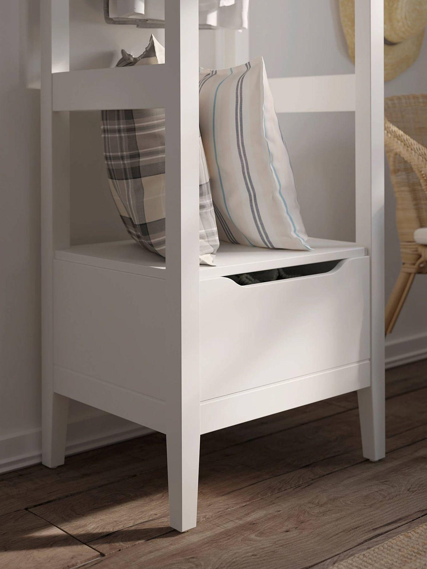 Mueble ideal para una casa ordenada en las novedades de Ikea. (Cortesía)