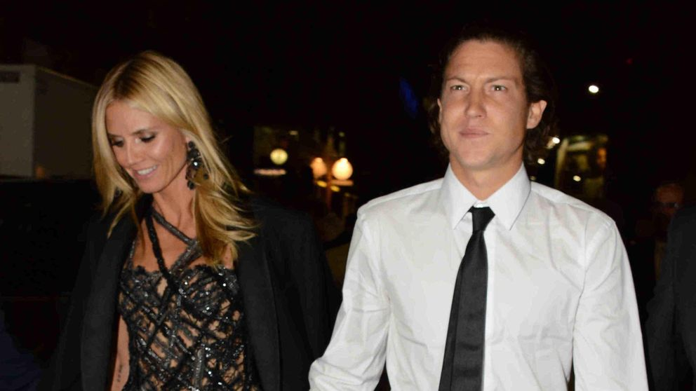Heidi Klum 'obliga' a su novio a comprarle un caracol de 20.000 euros