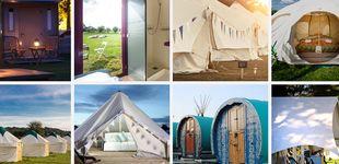 Post de Glamping con famosos: descubrimos los rincones donde acampan las celebrities