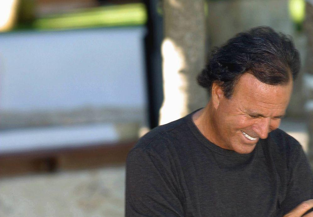 Foto: Julio Iglesias en una imagen de archivo. (Gtres)