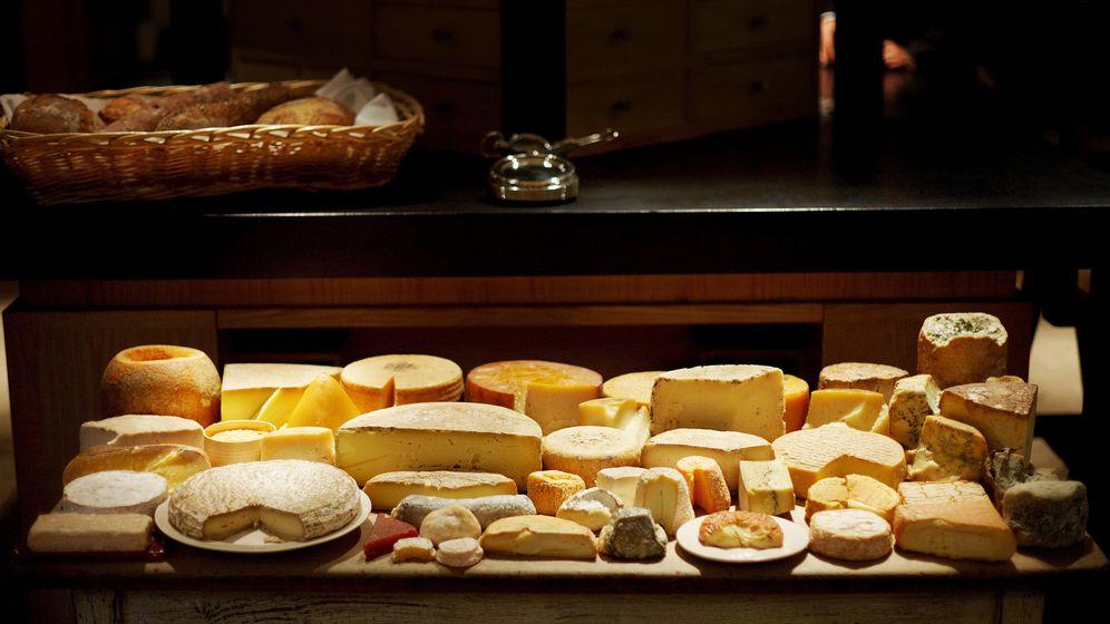 Foto: Tabla de quesos