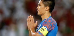 Post de Un desconocido delantero indio adelanta a Messi como máximo goleador