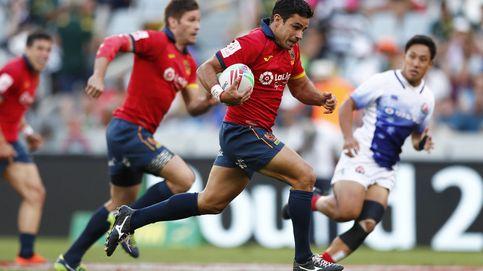La agresividad de Paco Hernández, el español que triunfa en el rugby con 1,73 m