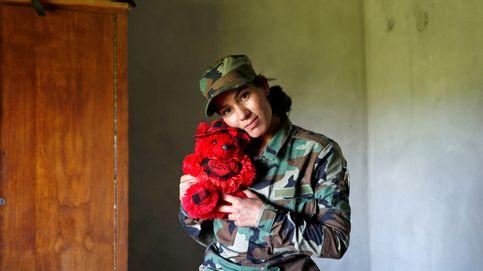 El ejército yazidí de mujeres se rebela contra el ISIS