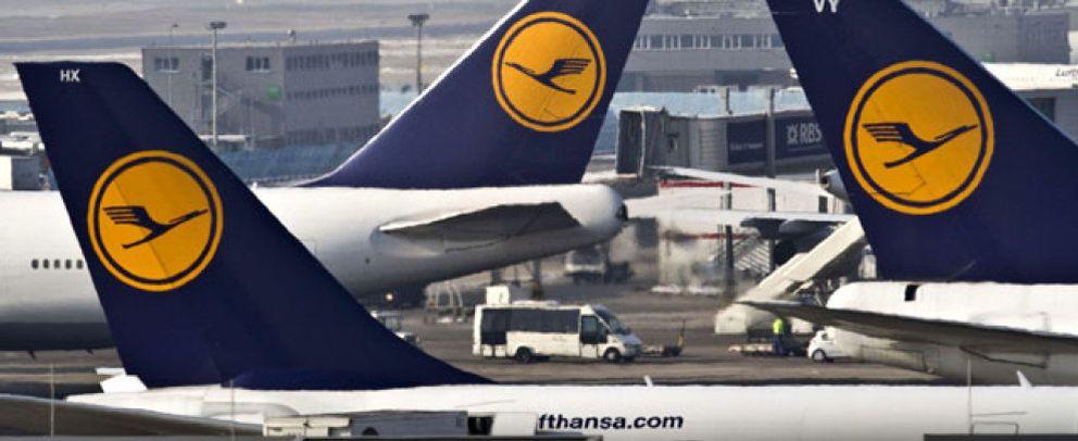 Lufthansa afronta la mayor huelga de pilotos de su historia: Barajas cancela ocho vuelos