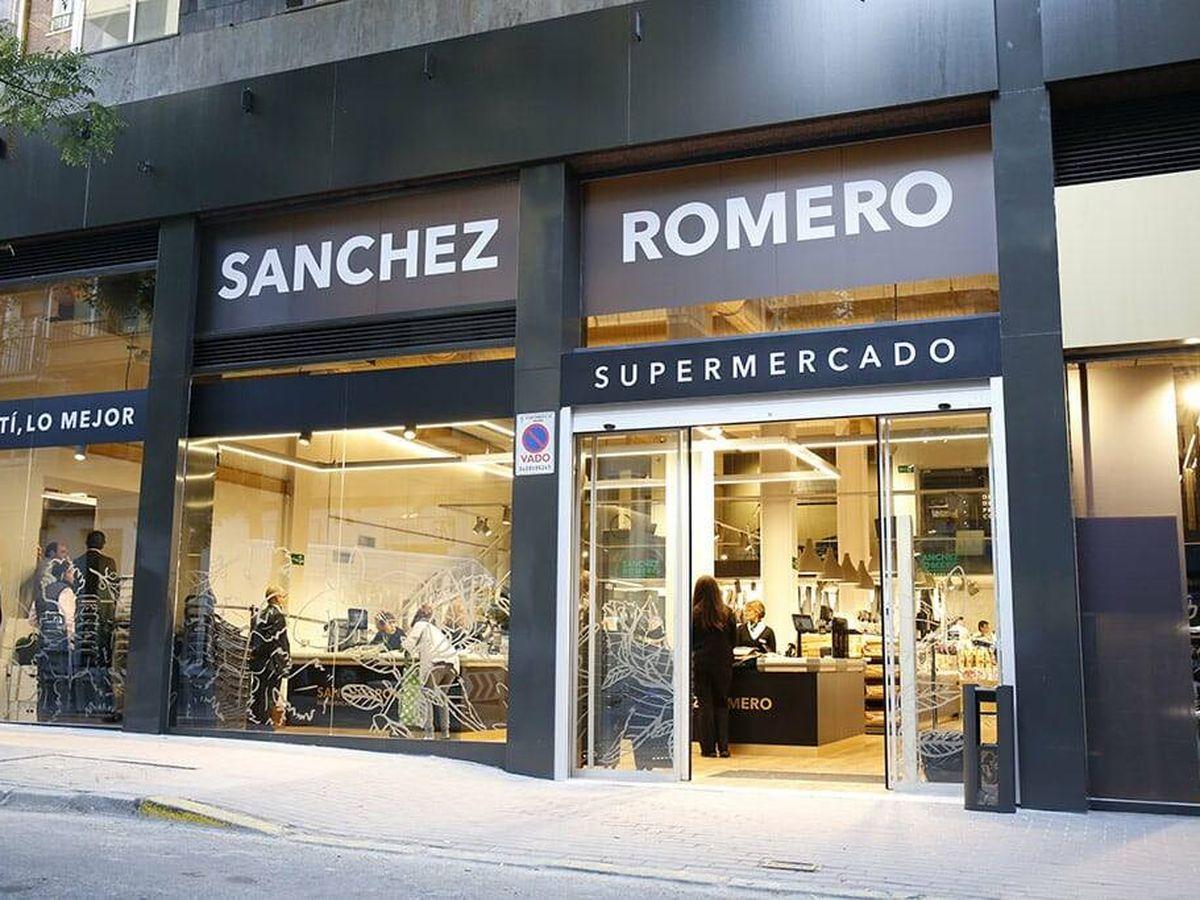 Foto: Supermercado Sánchez Romero.