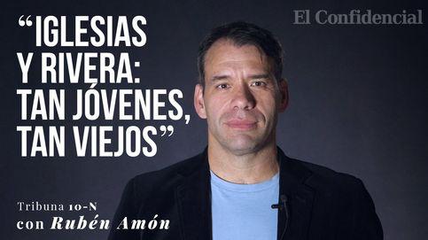 Iglesias y Rivera: tan jóvenes, tan viejos