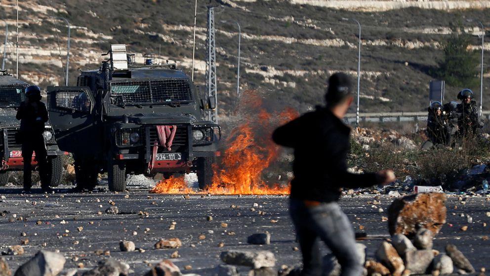 Dos muerto y cientos de heridos en las protestas del Viernes de la Ira en Gaza