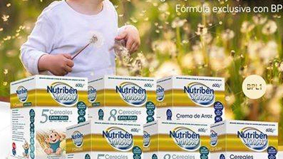 Nutribén elimina el aceite de palma en algunas papillas como reclamo publicitario
