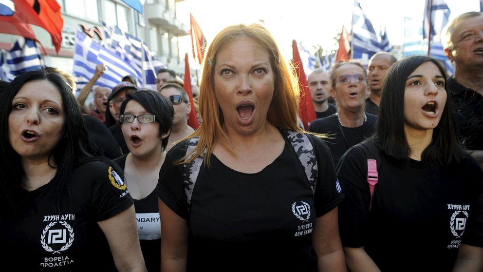 Criminales electos en Grecia