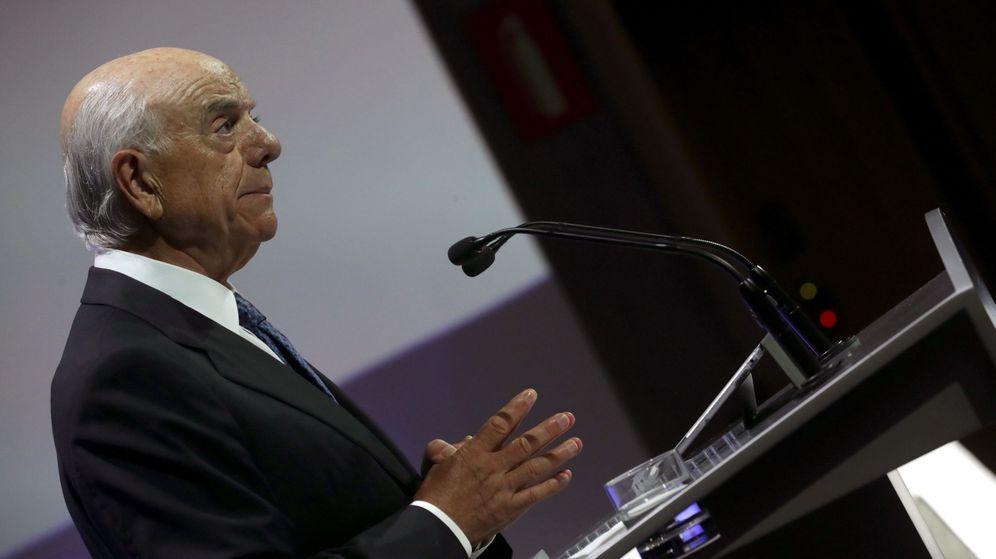 Foto: El ya expresidente de BBVA Francisco González, en una imagen del pasado mayo. (EFE)