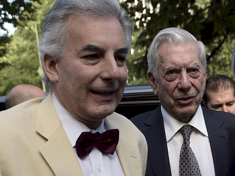 """Foto: Álvaro Vargas Llosa: """"Isabel Preysler me parece una persona interesante y elegante"""""""