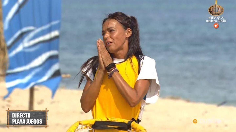 Olga Moreno, concursante de 'Supervivientes 2021'. (Mediaset España)