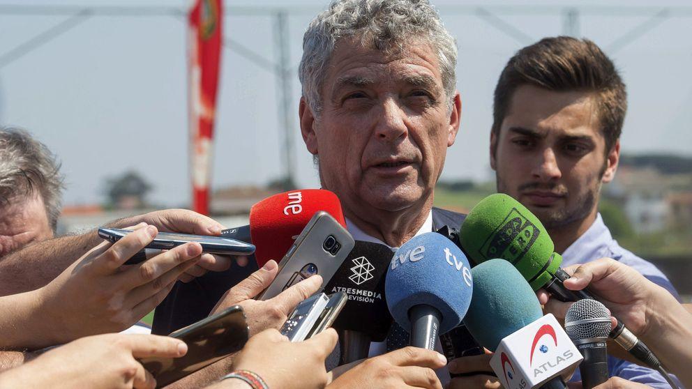 Detenidos Villar y su hijo por llevarse comisiones de partidos de la Selección