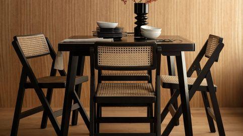 Las nuevas sillas retro de H&M Home son ideales para casas pequeñas