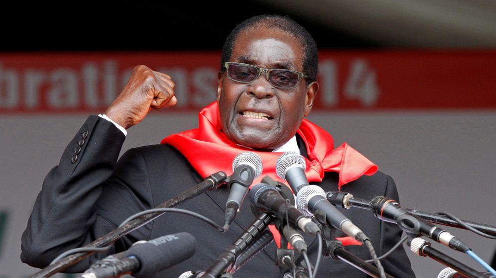Foto: Robert Mugabe. (EFE)