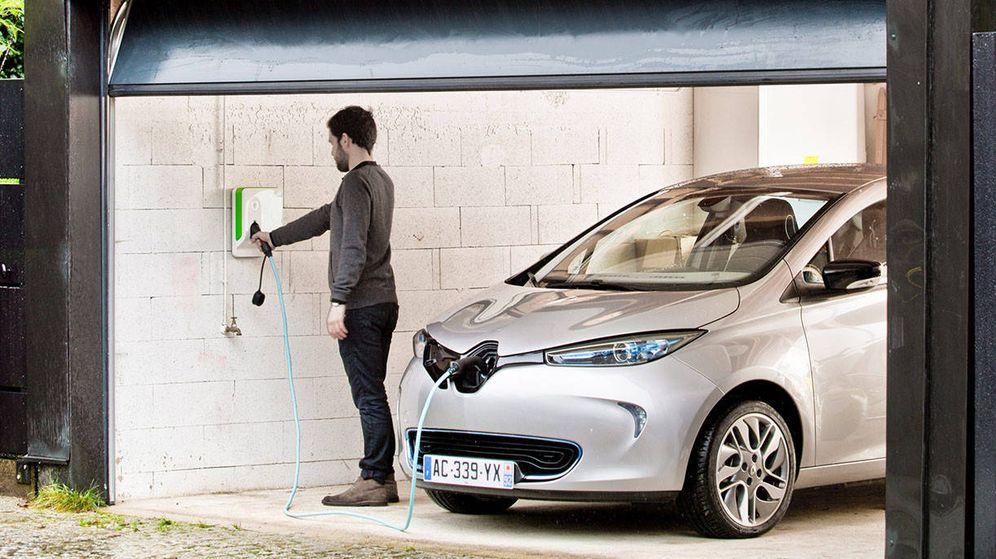 Foto: Los vehículos eléctricos solo copan un 0,713 % de la cuota de mercado español.