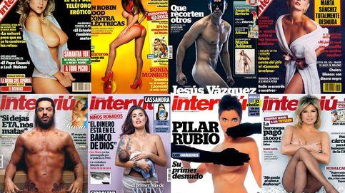 'Interviú', la publicación más innovadora de España que no sobrevivió a internet