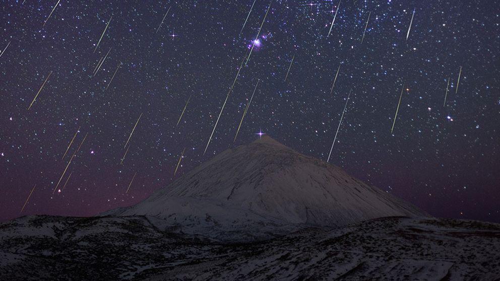 La lluvia de las Gemínidas dejará una estrella fugaz cada dos minutos