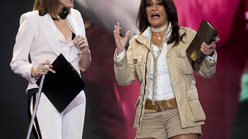 Matamoros culpa a Aida Nízar de la dura despedida de Sandra Barneda de 'GH VIP'