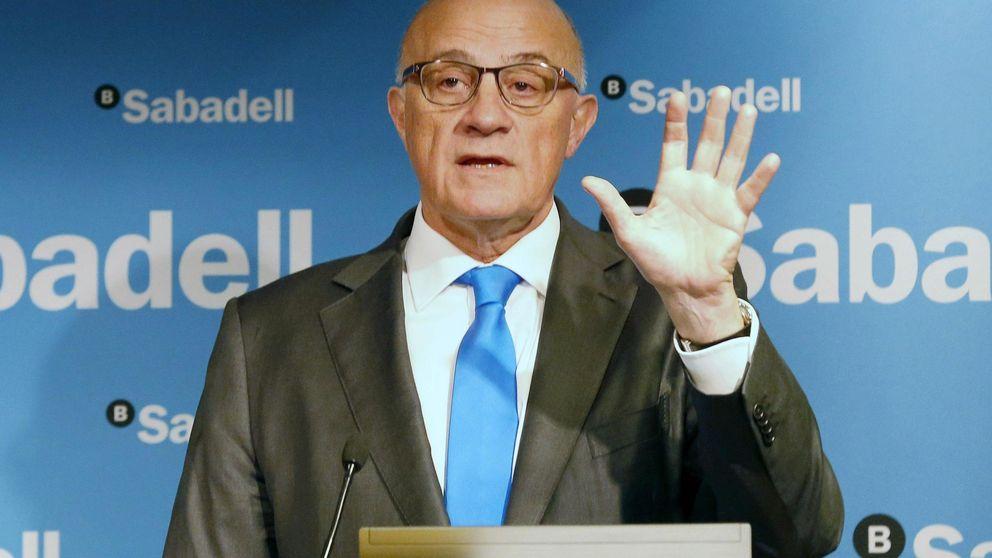 Sabadell se plantea una ampliación  de 1.500 millones para adquirir TSB