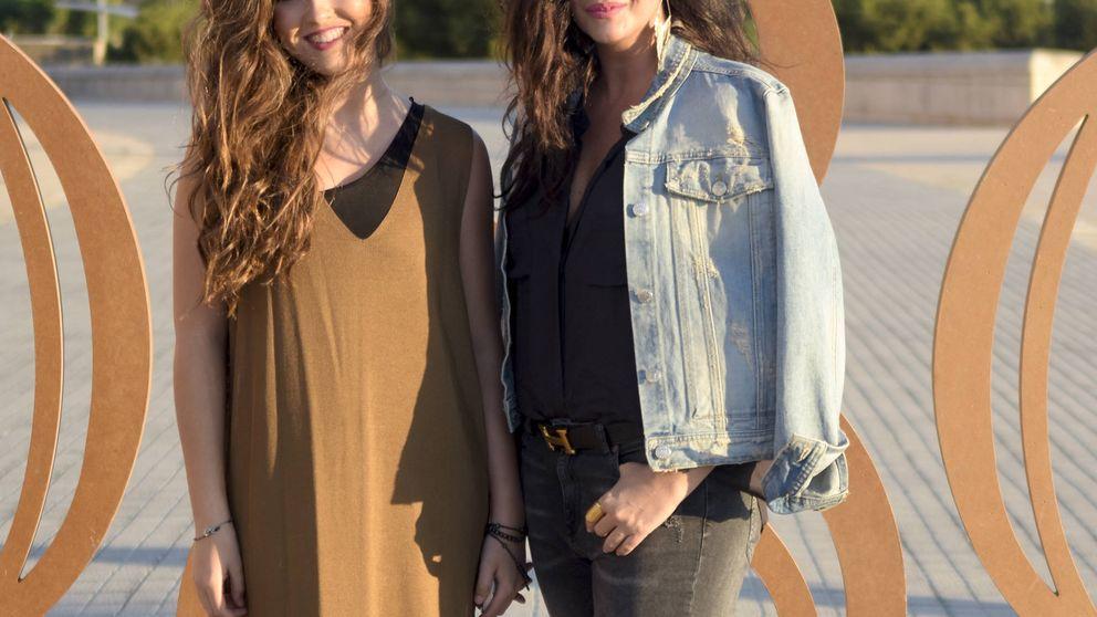 Vicky Martín Berrocal y Alba Díaz estrenan nuevo look juntas