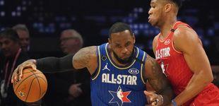 Post de Los premios del NBA All Star: ¿cuánto dinero se llevan Lebron James y Giannis?