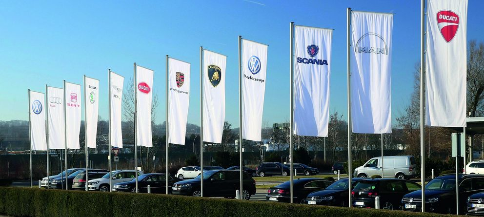 Foto: El grupo Volkswagen superó los 10 millones de unidades en 2014