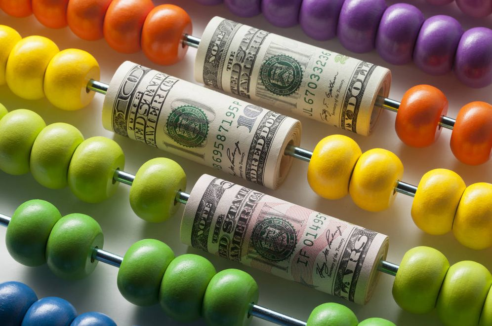 Foto: Dólares. (iStock)