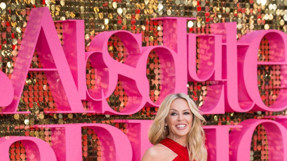 Foto: La cantante Kylie Minogue en una imagen de archivo. (Gtres)