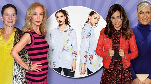 """Las famosas opinan sobre la manchada """"camisa de madre"""" de Zara"""