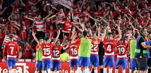 Post de Granada - Valencia: resumen, resultado y estadísticas del partido de LaLiga Santander