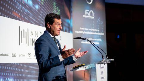 Andalucía lanza un fondo de inversión público-privado para sus empresas