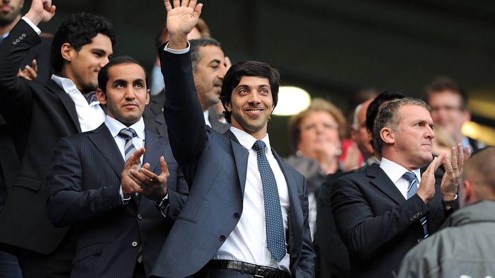 Bin Zayed, el jeque del mayor imperio del fútbol y pro Guardiola, reta al Madrid