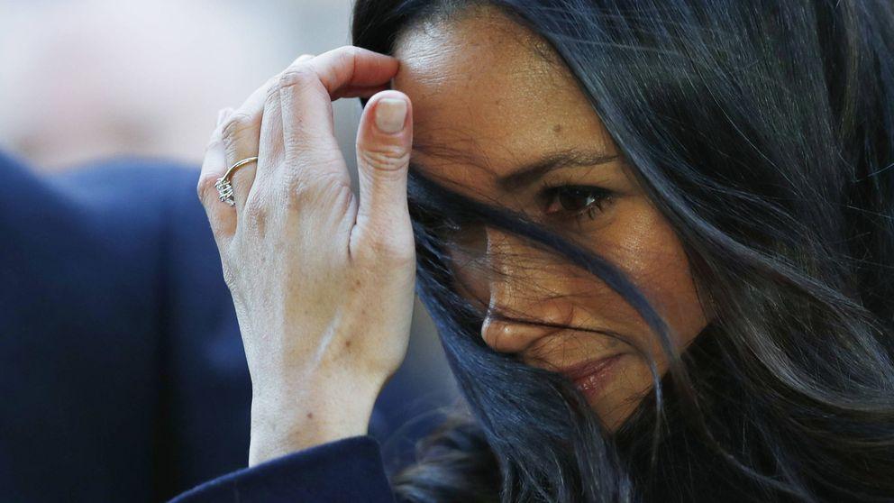 La familia de Meghan Markle aterriza en Londres para fastidiarle la boda