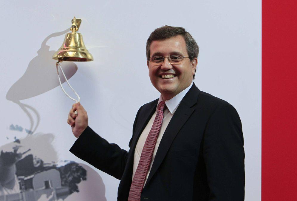 Foto: El ya exconsejero delegado de DIA, Ricardo Currás. (EFE)
