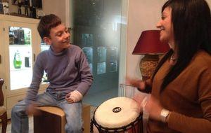 Adrián, la voz prodigio que arrasa en YouTube con millones de visitas