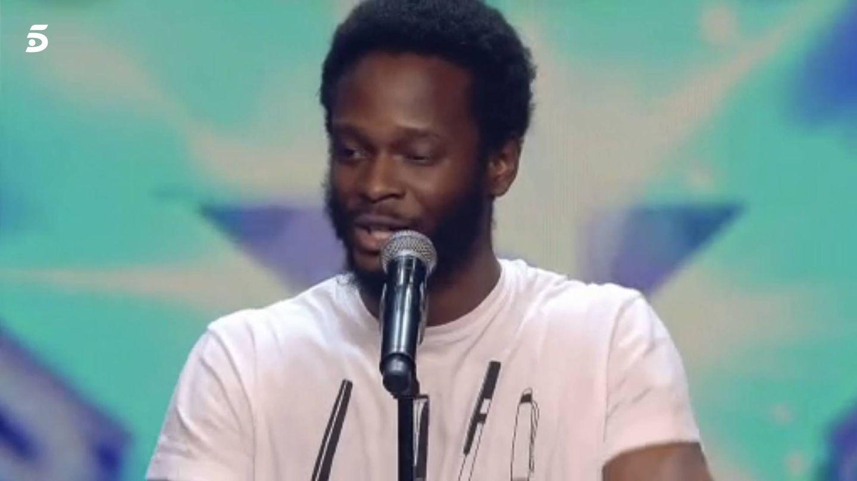 César Brandon, firme candidato a ganar 'Got Talent España 3'.
